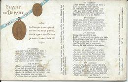 CP - Chant Du Départ 1916 - 1917 - Weltkrieg 1914-18