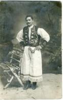 SLOVENSKO  O  MAGYAR  Custom  Costume   Zolyom 1908 - Costumes