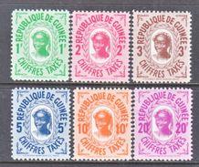 GUINEE  J 36-41   **   PORTO - Guinea (1958-...)