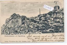 CPA -35009-Allemagne (Chine) Tsingtau - Diederichsstein Mit Signalberg ( RARE -2scans) - Andere