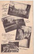 Bourg En Bresse Ecole St Louis Pensionnat Externat Vue Générale - Other