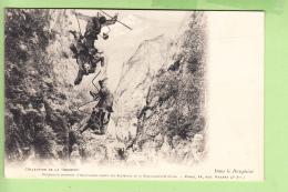 """PARIS - 14 Rue FAVART - Collection """" La ZURICH """" : Assurances - ALPINISME Dans Dauphiné -  Peu Courant - 2 Scans - Advertising"""