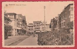 Westende - Avenue Des Portiques -1947  ( Verso Zien ) - Westende