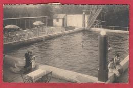 Mechelen ??? ...een Zwembad - Fotokaart - 1940 ( Verso Zien ) - Malines