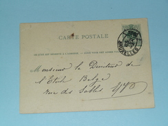 Carte Postale > Bruxelles - Anno 1882 ( Zie/voir Foto Voor Details ) ! - Belgique