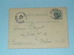 Carte Postale > Namur ( Wesmael-Charlier Imprimerie )- Anno 1881 > Malines ( Zie/voir Foto Voor Details ) ! - Belgien