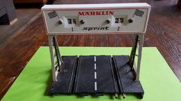 Märklin Sprint, Toerenteller - Road Racing Sets