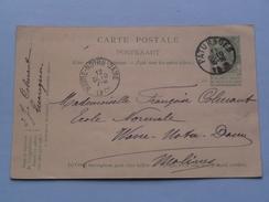 Carte Postale > Wavre-Notre-Dame - Anno 1905 > Malines ( Zie/voir Foto Voor Details ) ! - Belgique