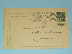 Carte Postale > Anvers - Anno 1912 > Anvers ( Zie/voir Foto Voor Details ) ! - Belgique