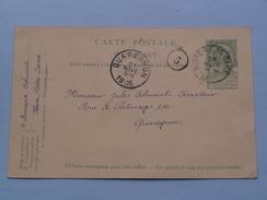 Carte Postale > Wavre-Notre-Dame - Anno 1905 > Quaregnon ( Zie/voir Foto Voor Details ) ! - Belgique