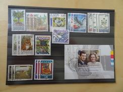 Liechtenstein Jahrgang 1993 Komplett Gestempelt (4366) - Liechtenstein