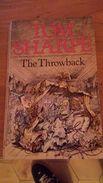 TOM SHARPE  °°°° HE THROWBACK - Books, Magazines, Comics