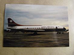 PUSHPAKA AIRLINES   CARAVELLE 6N  VT DUH - 1946-....: Modern Era