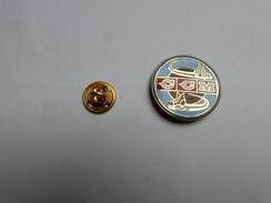 Superbe Pin's En EGF , CCM , Patinage Artistique - Skating (Figure)