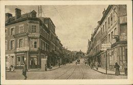 AK Saint-Quentin, Une Rue, O 1916 Feldpost (26049) - Saint Quentin