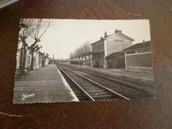 CPSM 30 Gard L'Ardoise La Gare  TBE - France