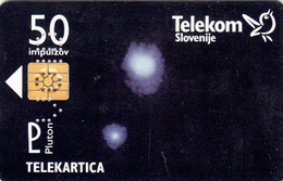 SLOVENIA - Pluton / Ems ( Pošta Slovenije), Pierced With Word VOID - Slowenien