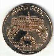 Monnaie De Paris 75.Paris - Palais De L'Elysée 1. 2010 - Monnaie De Paris