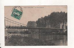 Precy Sur Oise Le Pont Suspendu - Précy-sur-Oise