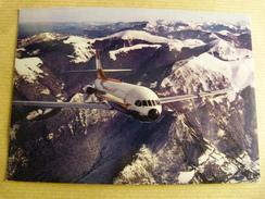 AUSTRIAN AIRLINES     CARAVELLE    EDITION PI N° 204 - 1946-....: Moderne