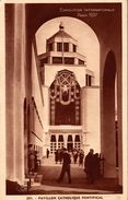 Exposition Internationale Paris 1937  PAVILLON CATHOLIQUE PONTIFICAL - Ausstellungen