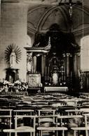 BELGIQUE - BRABANT FLAMAND - GOOIK - LEERBEEK - Kerk Binnenzicht (vue Intérieure De L'église). - Gooik