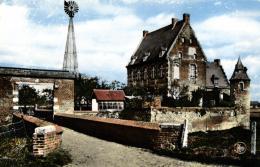 BELGIQUE - HAINAUT - MOUSCRON - MOESKROEN - Château Des Comtes. - Moeskroen