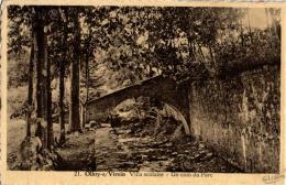 BELGIQUE - NAMUR - VIROINVAL - OLLOY-S/VIROIN - Villa Scolaire - Un Coin Du Parc. - Viroinval