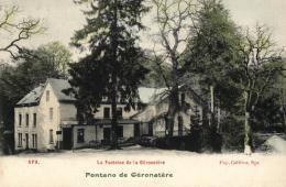 BELGIQUE - LIEGE - SPA - La Fontaine De Géronstère. - Spa