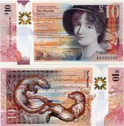 SCOTLAND - RBS      10 Pounds      P-New       26.12.2016      UNC - [ 3] Scotland
