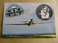 AIR INTER      CARAVELLE 12        EDITION  BROCHOT - 1946-....: Era Moderna