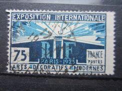VEND BEAU TIMBRE DE FRANCE N° 215 !!!! - France