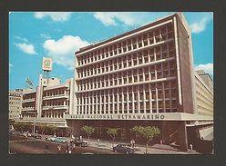AFRICA MOZAMBIQUE MOÇAMBIQUE LOURENÇO MARQUES BNU & CAR CARS 1960 Years PC Z1 - Postcards