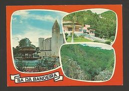 AFRICA AFRIKA AFRIQUE ANGOLA SÁ DA BANDEIRA MULTI VIEWS 1960 YEARS POSTCARD Z1 - Postcards