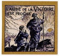 (I.B) France Cinderella : Delandre Great War Patriotic Stamp (Victoire) - Europe (Other)