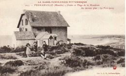50 FERMANVILLE  Chalet Et Plage  De La Mondraie - Other Municipalities