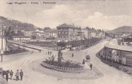 ARONA - PANORAMA VG AUTENTICA 100% - Novara