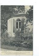 Pavillon Des Dames De La Persévérance Dilbeek ( Gelopen Kaart ) - Dilbeek