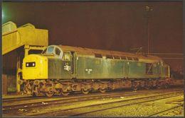 British Rail No 40 060 At Longsight, Manchester - Beric Tempest Postcard - Trains