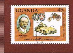 UGANDA   - SG 599 AUTO:  MERCEDES BENZ - USED ° - Cars