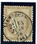 CERES 55 - LIANCOURT - 14 JUIN 76 - - Marcophilie (Timbres Détachés)
