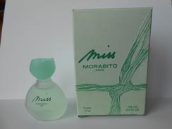 (C06) MORABITO  Miss - Miniature De Parfum - Miniatures Modernes (à Partir De 1961)