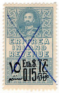 (I.B) BOIC (Eritrea) Revenue : Duty Stamp 0.15 - Erythrée