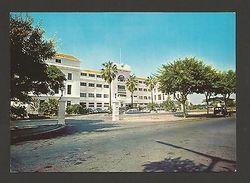 AFRICA MOZAMBIQUE MOÇAMBIQUE LOURENÇO MARQUES HOTEL POLANA & CAR CARS 60s PC Z1 - Postcards