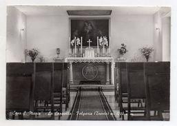 Folgaria (Trento) - Casa Santa Maria - La Cappella- Viaggiata Nel 1967 - (FDC6370) - Trento