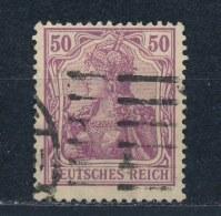 Duitse Rijk/German Empire/Empire Allemand/Deutsche Reich 1920 Mi: 146 II Yt: 124 (Gebr/used/obl/o)(2819) - Duitsland