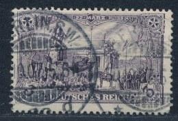 Duitse Rijk/German Empire/Empire Allemand/Deutsche Reich 1902 Mi: 80 B Yt:  (Gebr/used/obl/o)(2820) - Allemagne