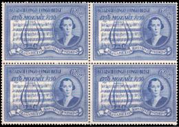 Congo 0340**  Mozart  MNH - 1947-60: Neufs