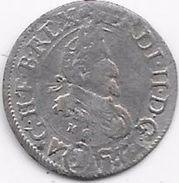 Autriche - Ferdinand II - Kreuzer 1628 - Argent - Autriche