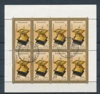 DDR/East Germany/Allemagne Orientale 1983 Mi: Kb 2798 + Pf 2798 I (Gebr/used/obl/o)(2825) - [6] Oost-Duitsland